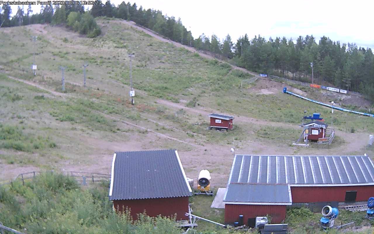 Webcam Fryksta, Kil, Värmland, Schweden