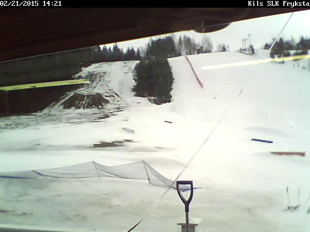 Webbkamera - Frykstabacken